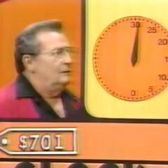 50 (stop the clock).