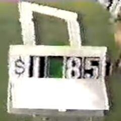 He says it's $1,285.
