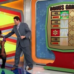 Here's the game being played on the '70s Decades Week show, using the current board. And as seen here, it's a win!