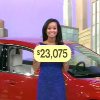 The price of the Chevrolet Impala.