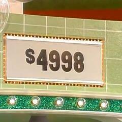 ...or 4,998.