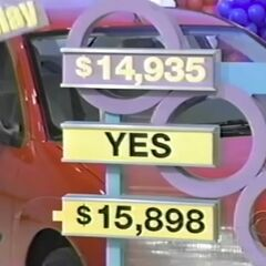 The price is $14,935.
