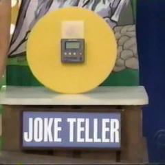 A Joke Teller is the 2nd item.