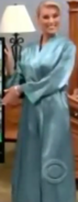 Rachel in Satin Sleepwear-55