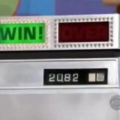 ...$20.82 (a winner)!