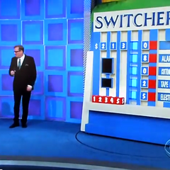 Here's Switcheroo with the lighted spaces.