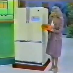 The price of the refrigerator/freezer is $996.