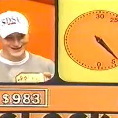 89, 105 (stop the clock).