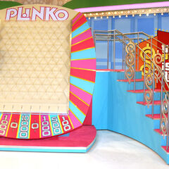 This is what Plinko looks like these days.