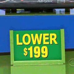 Unfortunately, it was lower.