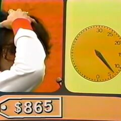 900, 800, 850, 860, 870, 869, 868, 867, 866, 865.