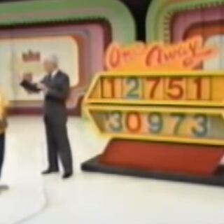 The correct price. And the reason the audience was booing her was pretty simple: The car was a <i>Lincoln</i>! A luxury car! Back then, you could find one with a 1 as the first digit in the price. But not <i>now</i>!