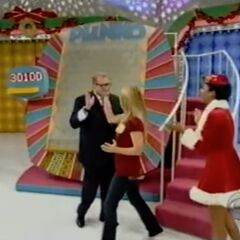 $30,100! A new daytime Plinko record! Merry Christmas, indeed!