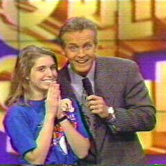 Doug w/ a contestant