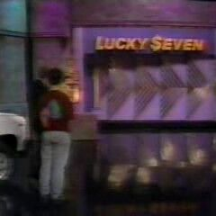 The only change to Lucky $even was using the buzzer for a wrong guess. Also, a harp gliss accompanied the reveal of the game.