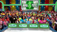 Big Money Contestant's Row