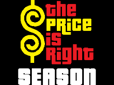 The Price is Right/Season 34 Statistics