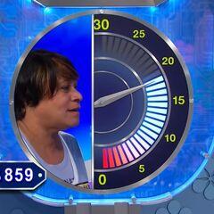 800, 900, 700, 900, 921, 922, 923, 924, 925, 926, 927, 901 (stop the clock).