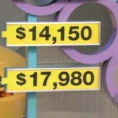 Skyler selects $14,150.