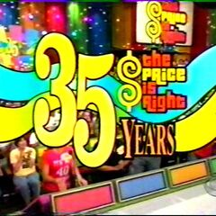 From September 18, 2006 (#3681K), The Price is Right 35th Anniversary Season Premiere!