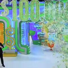 She won $200,000!!!!