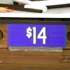 Barbara bids $24 which sent the mountain climber off the cliff.