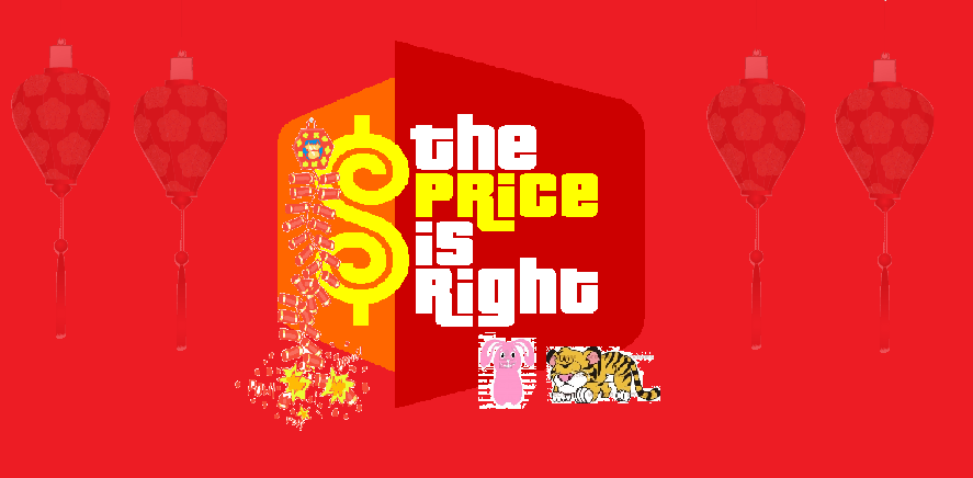 the price is right chinese new year 2011 logo with backgroundpng - Chinese New Year 2011