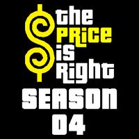 Price is Right Season 04 Logo