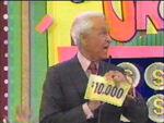 Bob Holds $10K Slip