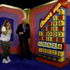 Bob got way ahead of himself, he had accidentally pushed the red button, even though she had one more round to go. So they are going to give Michelle the 2007 Pontiac Vibe.
