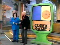 The Rosie O'Donnell Show Clock Game
