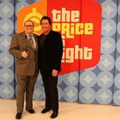 Drew with Mr. Las Vegas himself, Wayne Newton as he was the very 1st celebrity guest to appear during Drew's era.