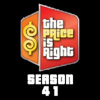 Price is Right Season 41 Logo