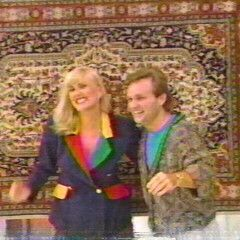 Ray Combs paid a visit to TPiR in June 1992 and couldn't resist getting close to Janice
