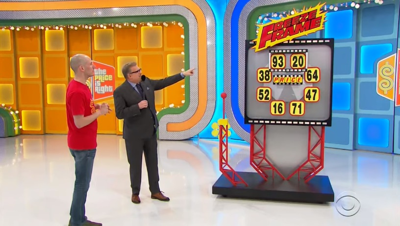 Freeze Frame | The Price Is Right Wiki | FANDOM powered by Wikia
