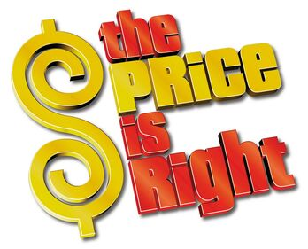 The Price is Right 3D logo