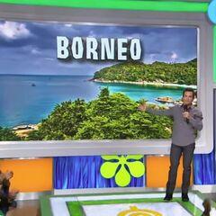 Borneo... where the first <i>Survivor</i> season took place.