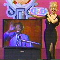 Lisa with announcer <a href=