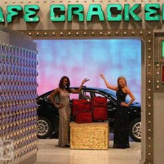 Here's a Safe Crackers playing for a Car (and luggage) from the