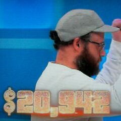Seth Rogen has a charity total of $20,942.