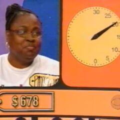 800, 700, 600, 705 (stop the clock).
