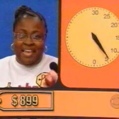 900, 800, 850, 860, 870, 880...