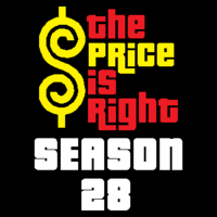 Price is Right Season 28 Logo