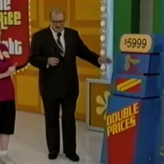 Debra picks $4,990, but instead Drew took that price away.