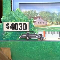 The car is $4,030.