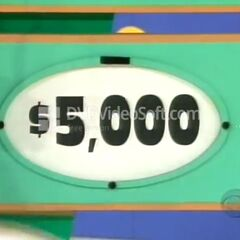He gets $5,000 more. He now has $6,000 and decides to stop.