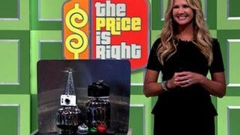 Nancy Guest Models on 'Price Is Right'!-0