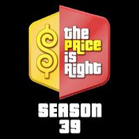 Price is Right Season 39 Logo