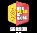 The Price is Right/Season 39 Statistics