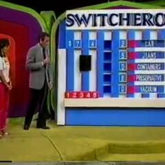 Here's the old look of Switcheroo with a four-digit format and an absence of a clock.